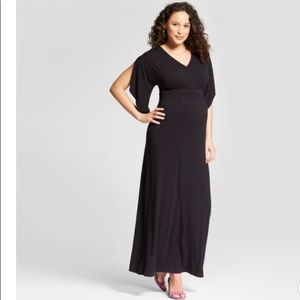 Kimono sleeve maternity Dress by Isabel